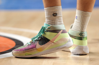 Nike revenue could reach $US50 billion this year.