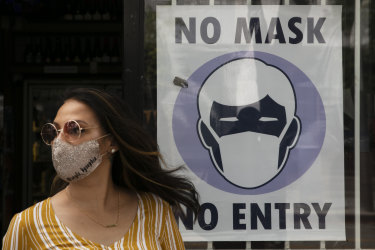 As Victoria heads towards potential disaster, why are masks not yet mandatory?