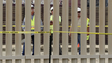 Donald Trump is pushing for $US25 billion to secure the border with Mexico.