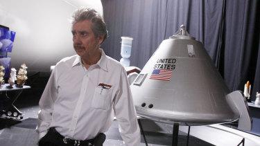 Billionaire aerospace entrepreneur Robert Bigelow