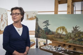 So Fine: Nicola Dickson's journey into the natural world