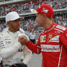 Vettel out to end Mercedes dominance