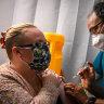 Calls to fast-track Pfizer for Victoria amid 'phenomenal demand' for vaccine