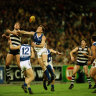 From the Archives, 1997: Carey a beacon in Roos victory over Geelong