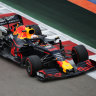 Verstappen fastest in Russian Grand Prix practice