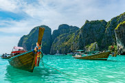 Phuket could be the prototype for a new breed of island getaways, the Thai government says.