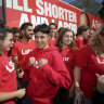 Calls for 'class quotas' in Young Labor to bolster party's blue-collar ranks