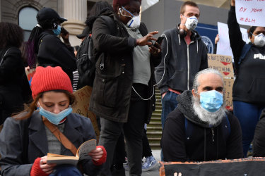 Court overturns ban on Sydney protest; Town Hall station closed as crowds gather