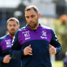 Storm skipper Smith could hang up his boots