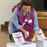 Two Queensland seats still on a knife-edge as counting continues