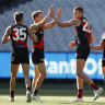 Dons claim dead rubber against Pies