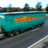 Strike at trucking firm Toll risks food, fuel disruption on Friday