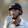Shaun Marsh seals Test spot with another top knock