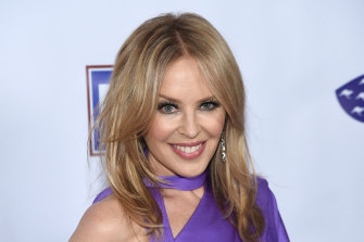 We should be so lucky: Kylie Minogue back in Australia, and in hotel quarantine