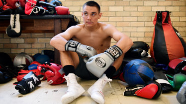 Tim Tszyu wants to fight Zab Judah, who his dad knocked out when Tim was in year one.