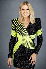 Sonia Kruger hosts Seven's reboot of Big Brother.