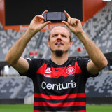 Alex Meier's short stint at Western Sydney will not be remembered fondly by supporters.