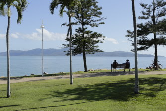 The whole of Magnetic Island, seen off the coast of Townsville, along with the north Queensland city's airport and city market, have been added to the state's growing exposure site list.