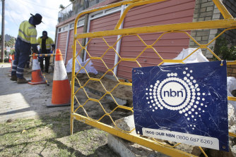 NBN Co management are in bi-weekly calls with telcos about the issue.