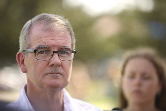 Former Labor leader Michael Daley will be invited back to the frontbench.
