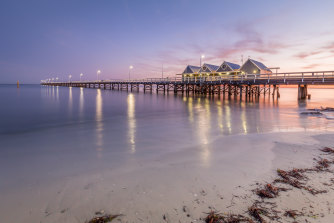 The chief executive of the Busselton Jetty is calling on local tourists to 'stop and hop' to increase visitation at tours and attractions like this iconic WA site.