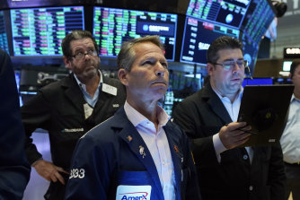 Wall Street is bracing for inflation data as well as corporate earnings this week.