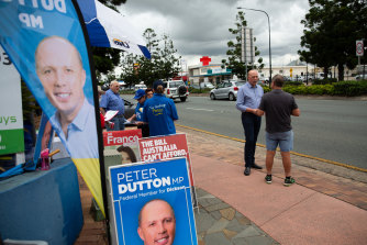 Departmental documents show Peter Dutton diverted nearly half the funding in a grants program to handpicked projects ahead of the 2019 election, including two in his own electorate.