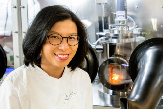 Anita Ho-Baillie, the inaugural John Hooke chair of Nanoscience at the University of Sydney, helped lead research at UNSW that could open the way for the mass production of a new type of solar cell closer to commercial production.