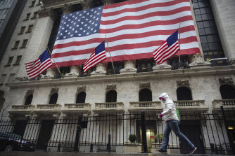 Wall Street jumped higher on Monday.