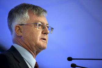 Former public service chief Martin Parkinson.
