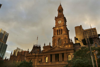 The City of Sydney has to cover the cost of keeping a register of non-residential voters.