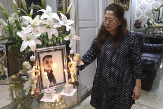 Herlina Simbala marks the 40th day since her son, Dr Michael Robert Marampe, died of COVID-19 in Jakarta. Dr Marampe knew what he wanted to be since he was a kid: a doctor and a pianist. He became both.