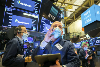 Stock markets are hovering at or around record highs.