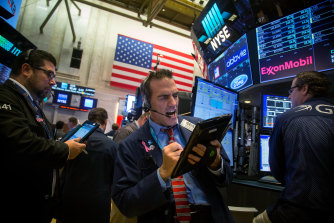 The company, for decades one of the most profitable and valuable American businesses, lost $US2.4 billion ($3.2 billion) in the first nine months of the year, and its share price is down about 35 per cent this year.
