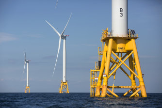 The federal government is seeking to legalise the offshore wind industry in Commonwealth waters.