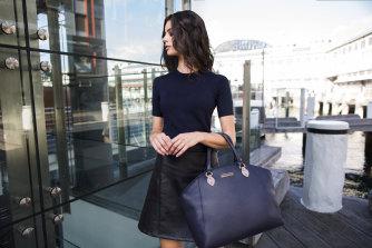 The Code Republic Savannah is a pack dressd up like a handbag.