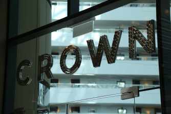 Allegations of money laundering through Crown Perth have been aired in an explosive NSW inquiry.