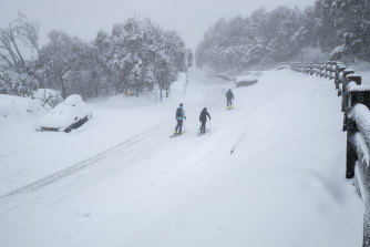 Mount Buller is among the alpine resorts preparing for a rush of skiiers but the latest lockdown was damaging for skiing industry.