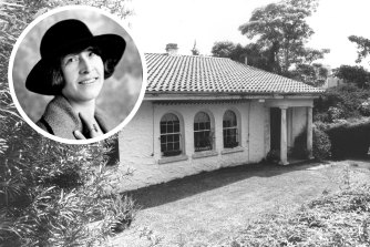 Nutcote cottage, the former studio home of children's author May Gibbs, will be among the first to receive a blue plaque.