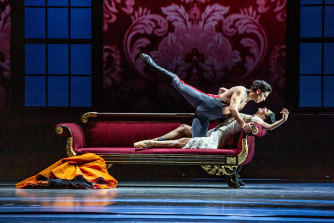 Victorian audiences won't see the production of Anna Karenina until 2022.