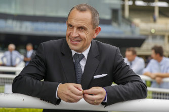 Chris Walller will take the wraps off his promising import Wicklow at Newcastle today.