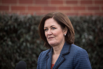 Liberal Senator Sarah Henderson: concerned the study didn't included local residents in the 1980s and 1990s..
