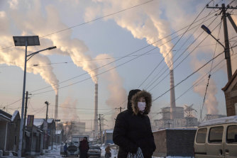 China has pledged to become carbon neutral by 2060.