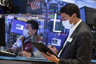 Four per cent has been wiped off the value of the US equity market this week as nervousness about inflation is rising.