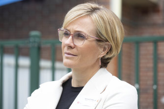 Zali Steggall, federal MP for Tony Abbott's old seat of Warringah, has asked why Abbott was allowed a travel exemption to leave the country.