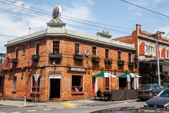 The Robert Burns Hotel will be renamed the Collingwood Hotel.
