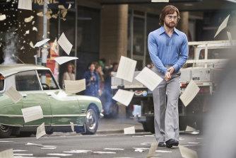Daniel Radcliffe stars in Escape from Pretoria.