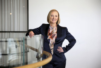 Mirvac CEO Susan Lloyd-Hurwitz.
