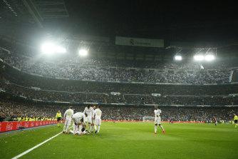 International La Liga broadcasts will feature virtual crowds.