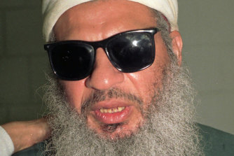 Sheik Omar Abdel-Rahman was the last person convicted of sedition in the US, in 1995.